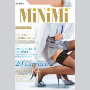 MINIMI CAPRICCIO 20 (чулки)