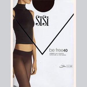 SISI BE FREE 40 Vita Bassa